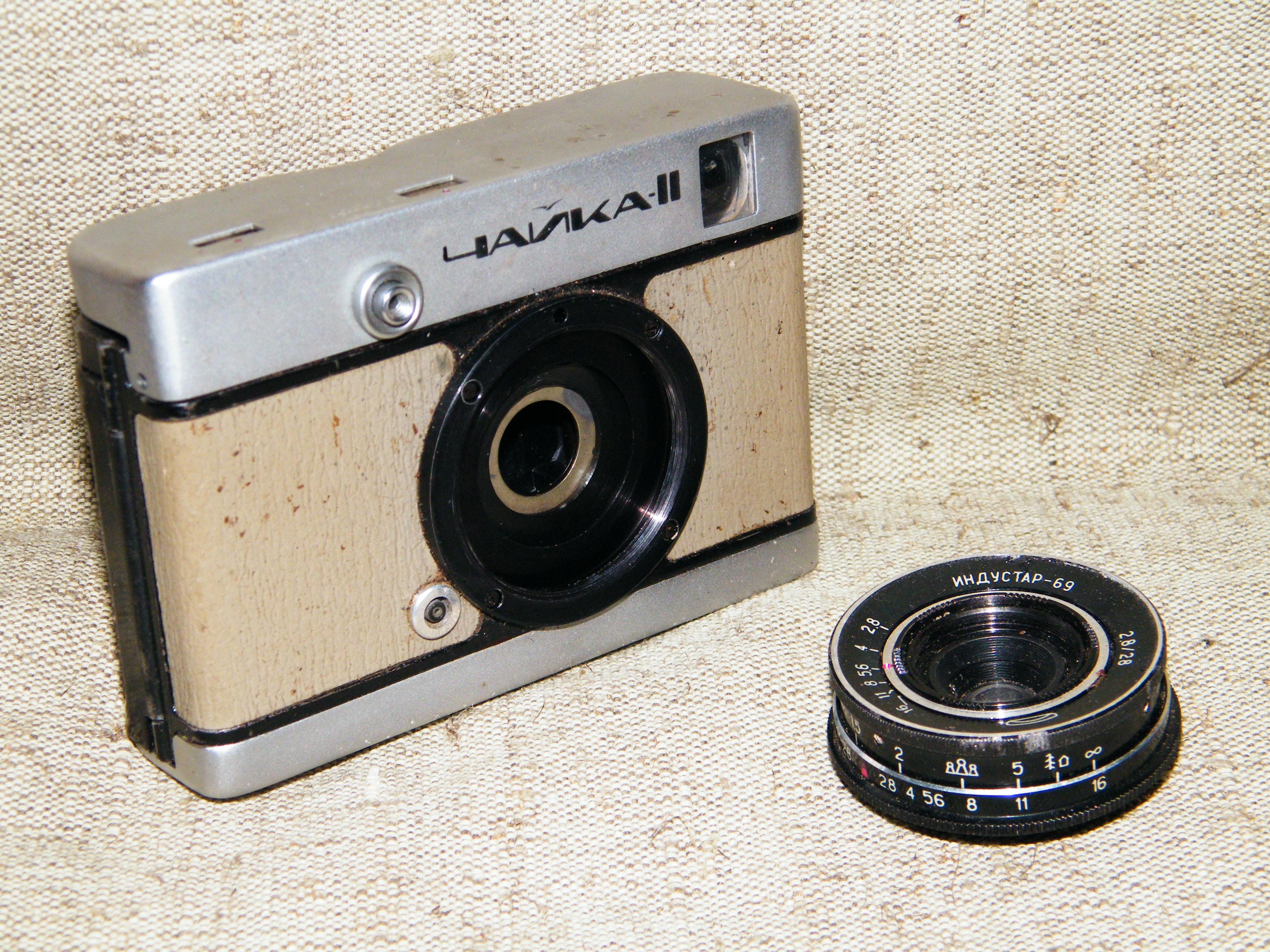 На фотоаппарате стоял объектив в оправе с посадочной резьбой м39=1 и рабочим отрезком 27,5