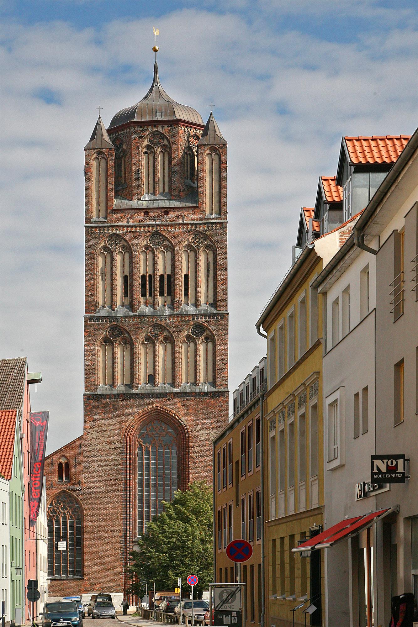 St Jakobi Kirche