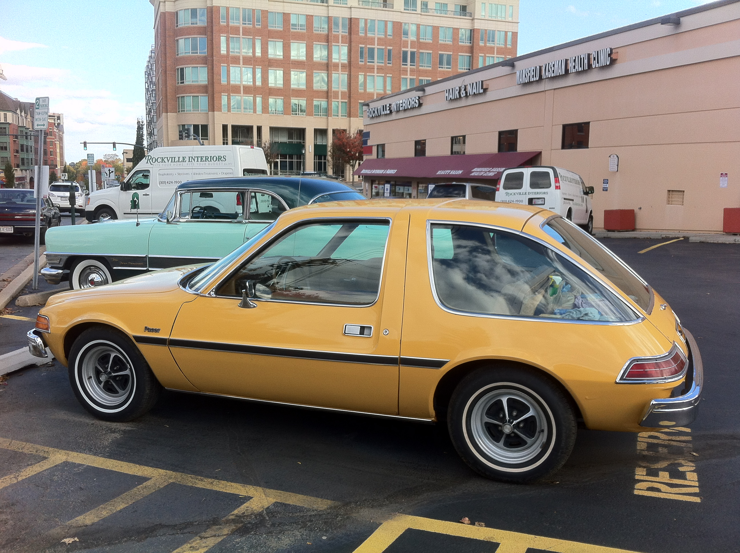 File 1975 Amc Pacer Base Model At 2012 Rockville T Jpg