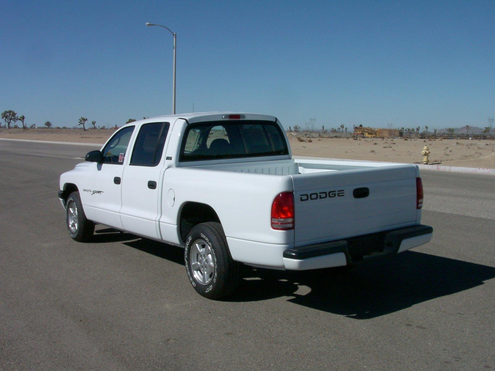 File 2001 Dodge Dakota Sport 4 Door Pickup Nhtsa 02 Jpg