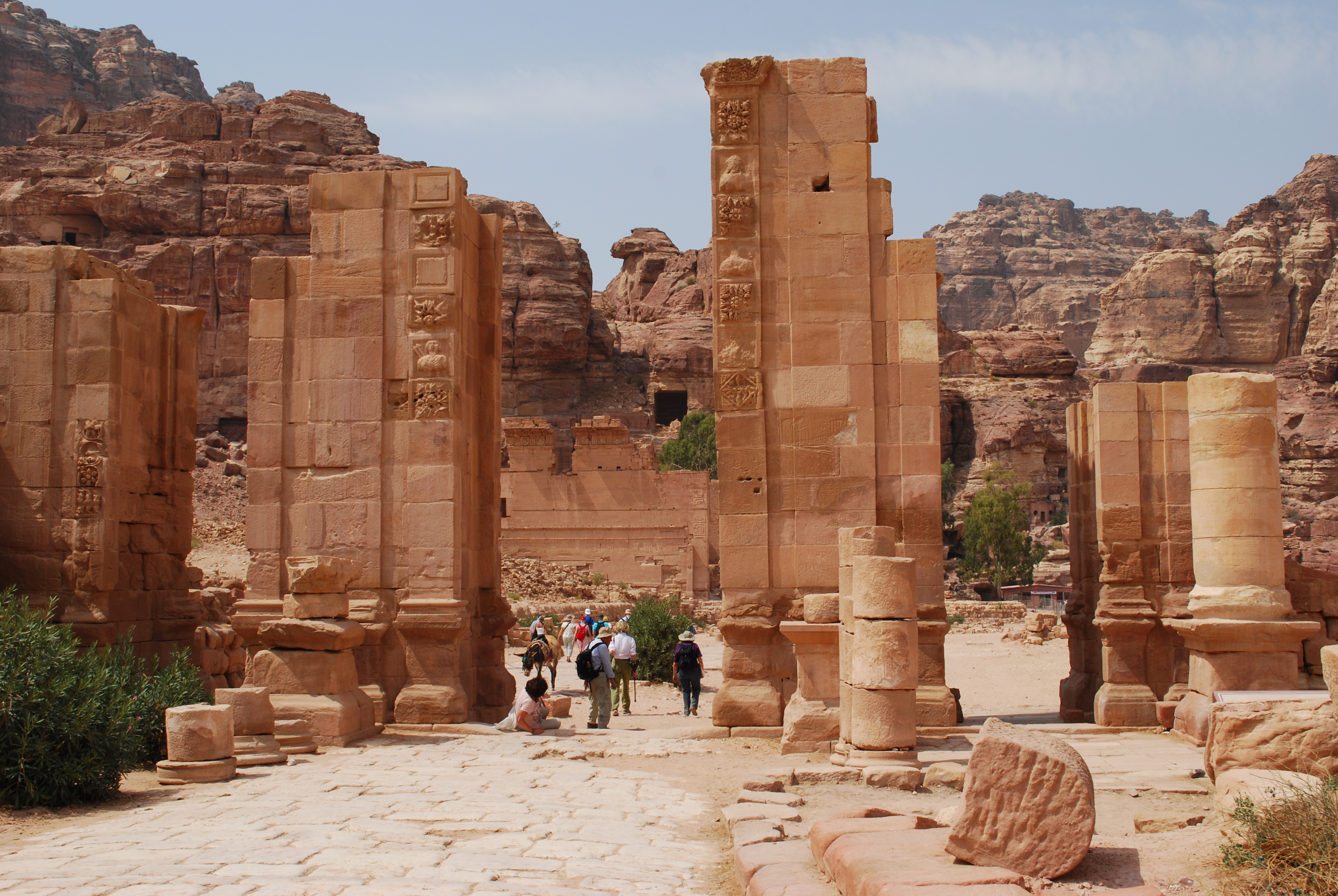 petra rose red city half as old as time 22 pics. Black Bedroom Furniture Sets. Home Design Ideas