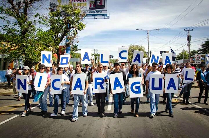2013–2018 Nicaraguan protests - Wikipedia