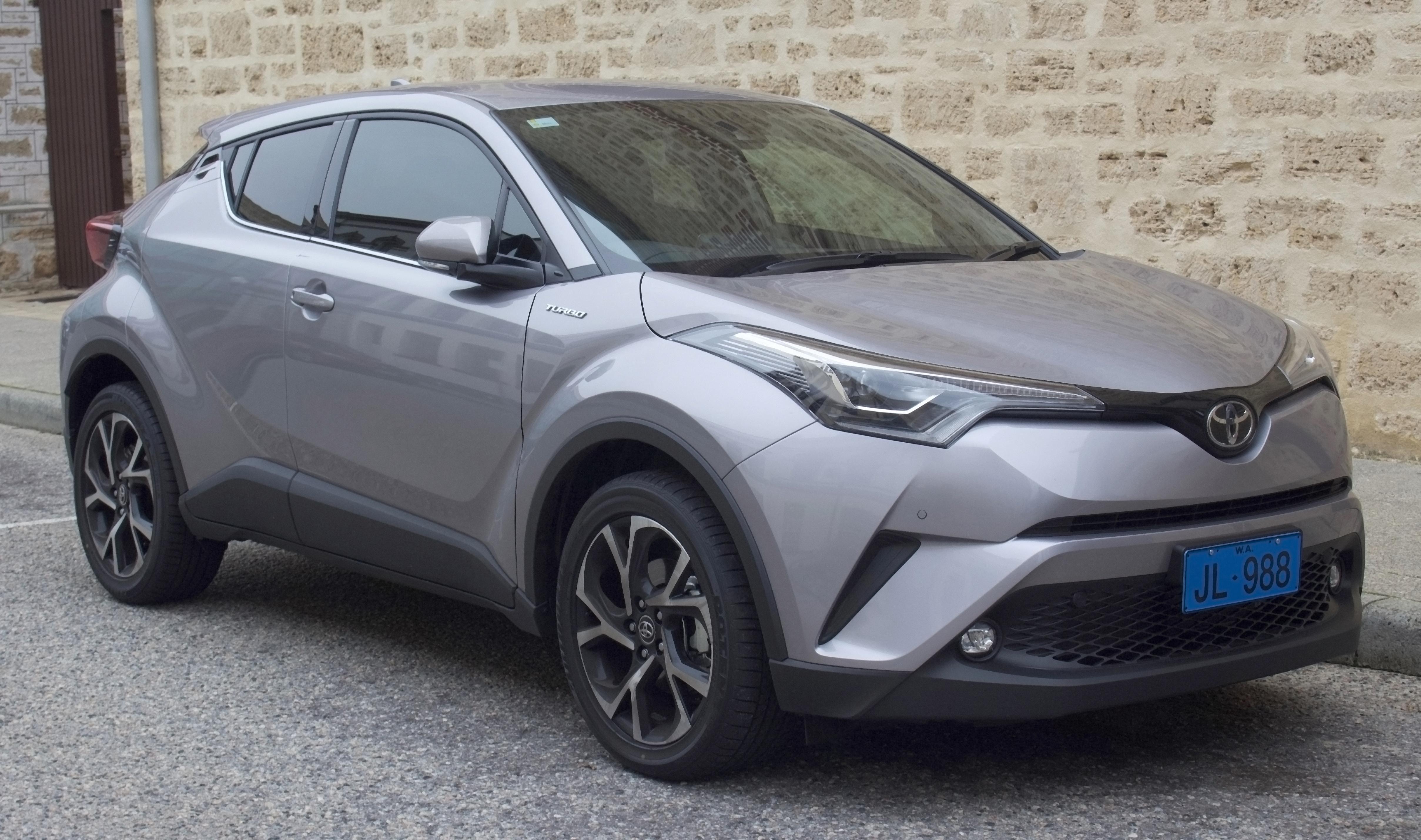 SUV hybride Toyota C-HR