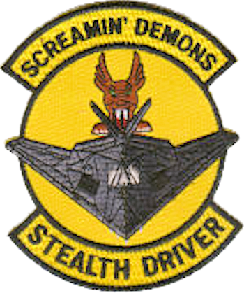 7th Tactical Fighter Squadron (known in the Pacific theater of WW2 as the Screamin' Demons)