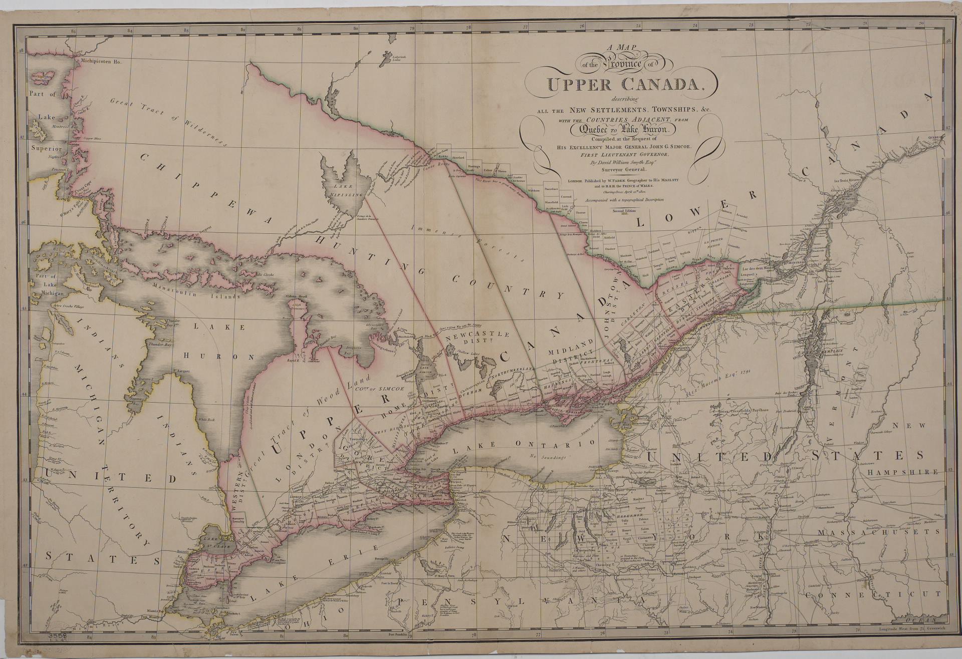 Western District, Upper Canada   Wikipedia