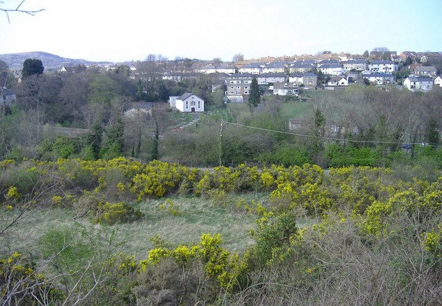 Abersychan, Viewed from Pen-twyn