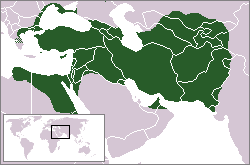 Achaemenid true extent