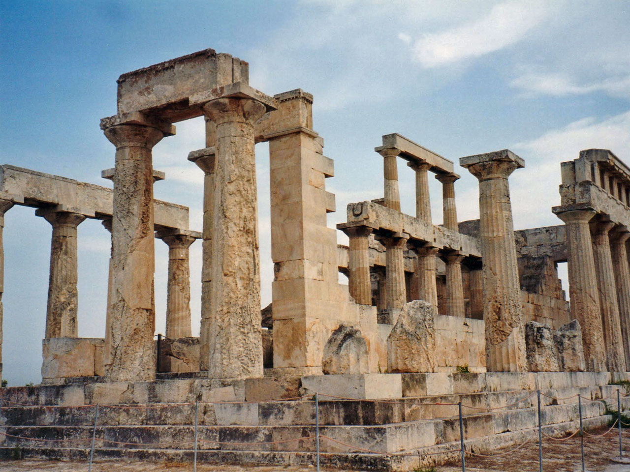 File:Aegina, The Temple of Aphaia 1.jpg - Wikimedia Commons
