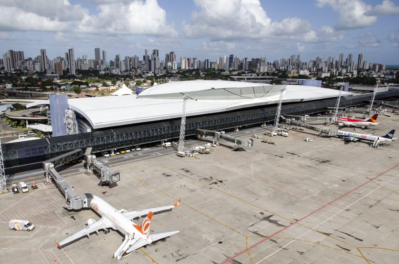 Imagens Raio Aeroporto : Ficheiro aeroporto internacional de guararapes g
