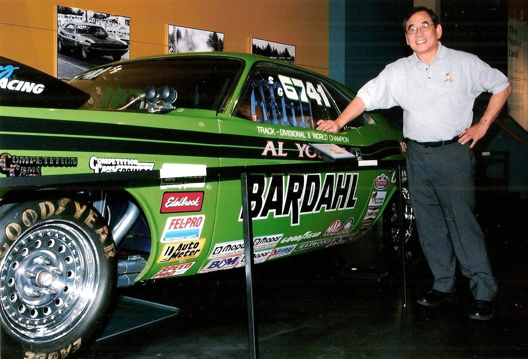 Al Young (dragster driver) - Wikiwand