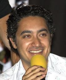 Alessandro juliani di wolf galactica three, london, 2007
