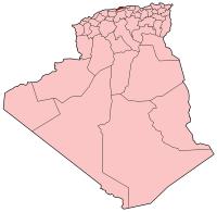 Carte Dalgerie 48 Wilaya.Liste Des Communes De La Wilaya D Alger Wikipedia