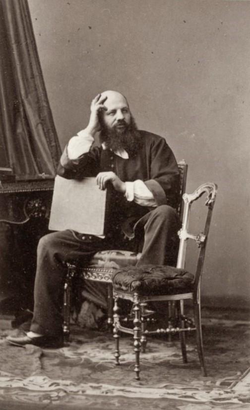 Self-portrait, c. 1860 (Paris, [[musée d'Orsay]])