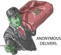 Anon (en livraison)