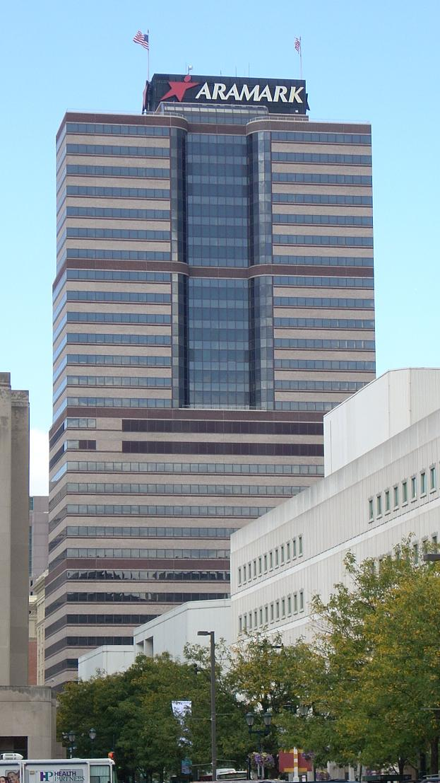 Aramark Tower Wikipedia