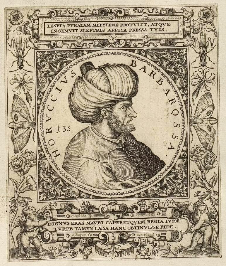 Le Nom de BARBEROUSSE Dérive-t-il de BABA-AROUDJ? dans Histoire Arolsen_Klebeband_01_465_4