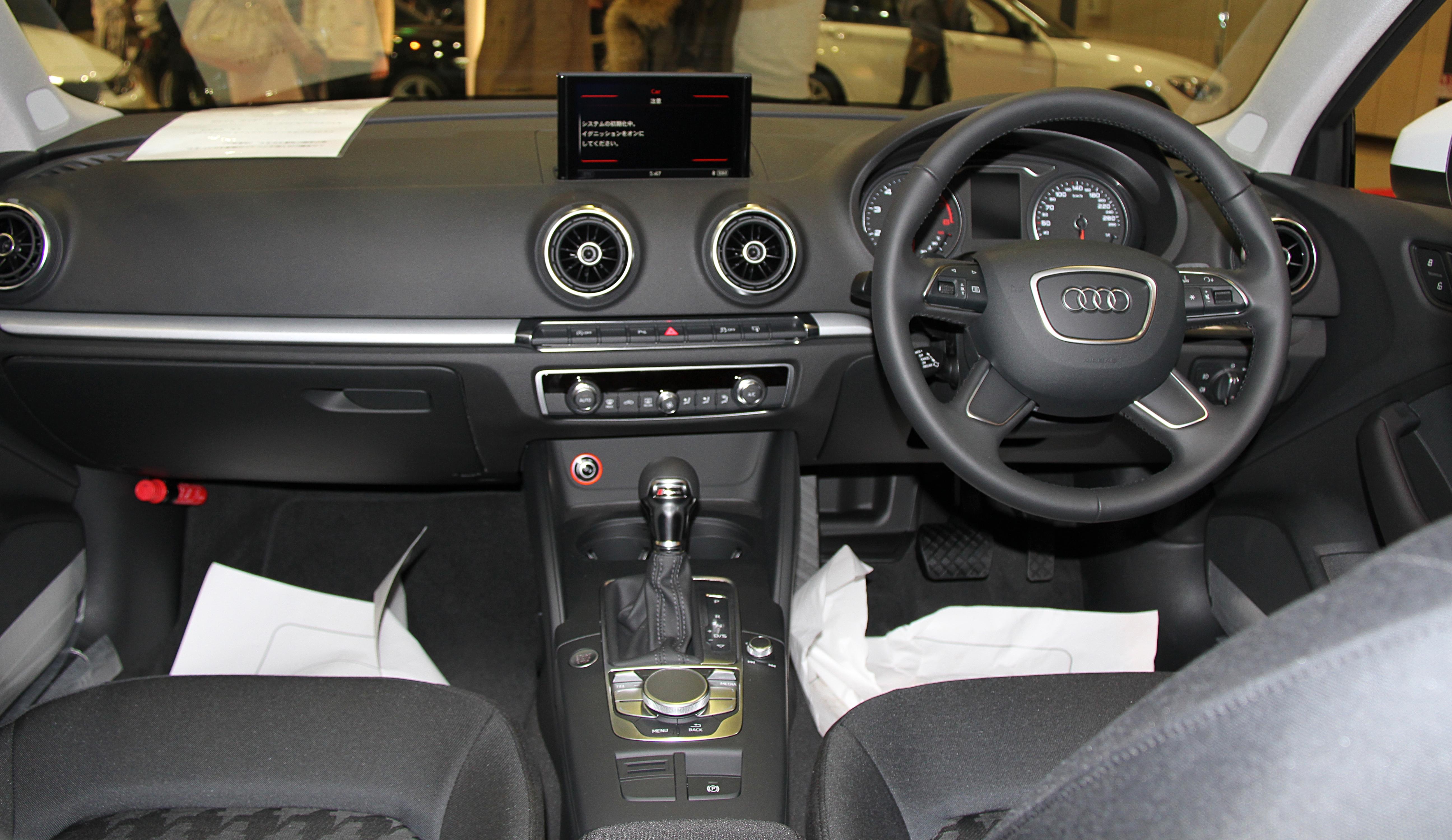 File:Audi A3 Sedan 1.4 TFSI interior.jpg
