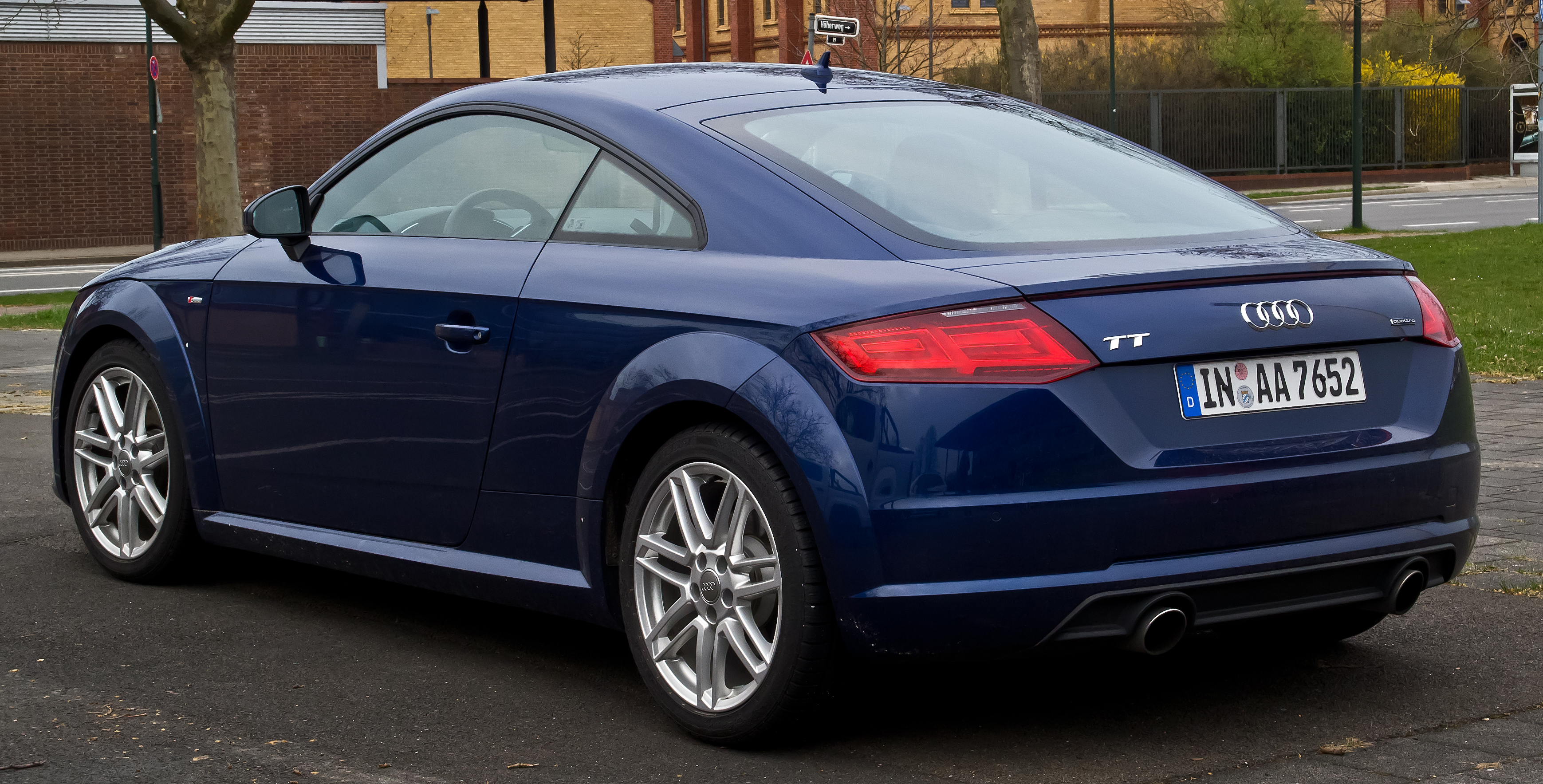 2000 audi tt automatic for sale