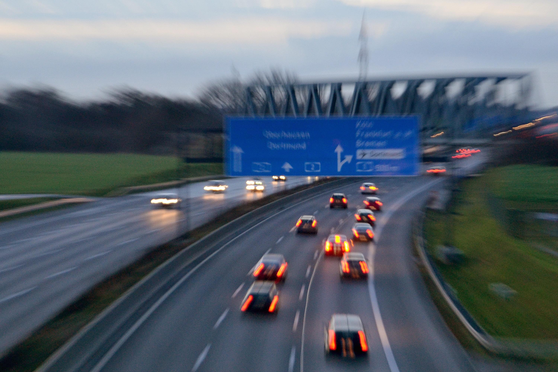 File Autobahn Kamener Kreuz Rush Hour 11783262743 Jpg