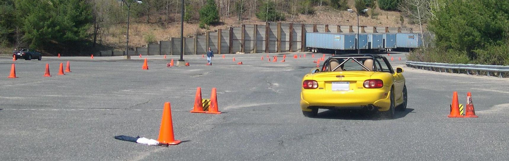 Mazda Miata Autocross Car For Sale