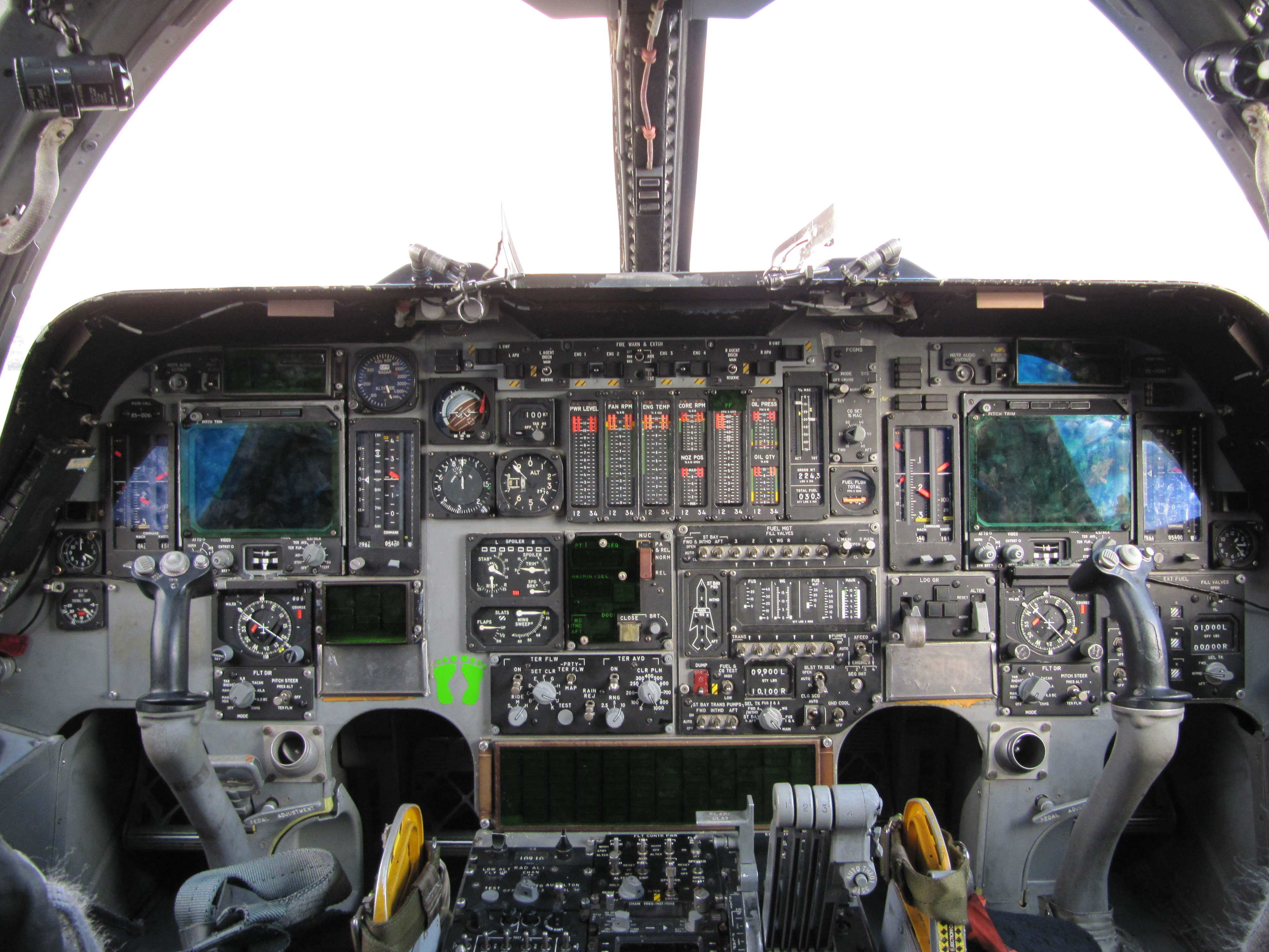 helicopter controls diagram with Cockpit Of The Rockwell B1b Lancer on Sys likewise Cockpit of the rockwell b1b lancer moreover Index in addition Yaw string furthermore Heli control 2.