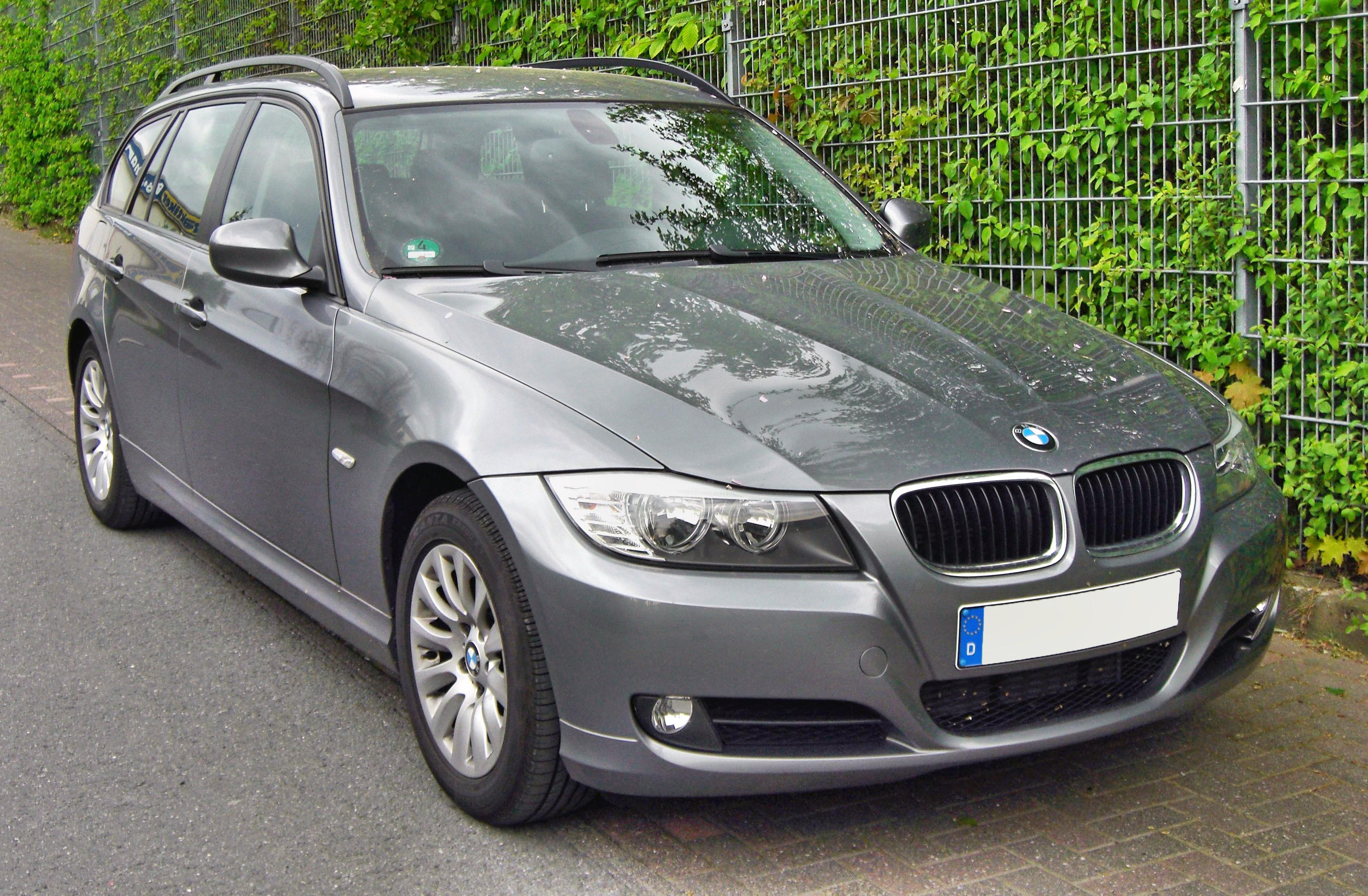 file bmw 3er touring e91 facelift 20090425 front jpg wikipedia. Black Bedroom Furniture Sets. Home Design Ideas
