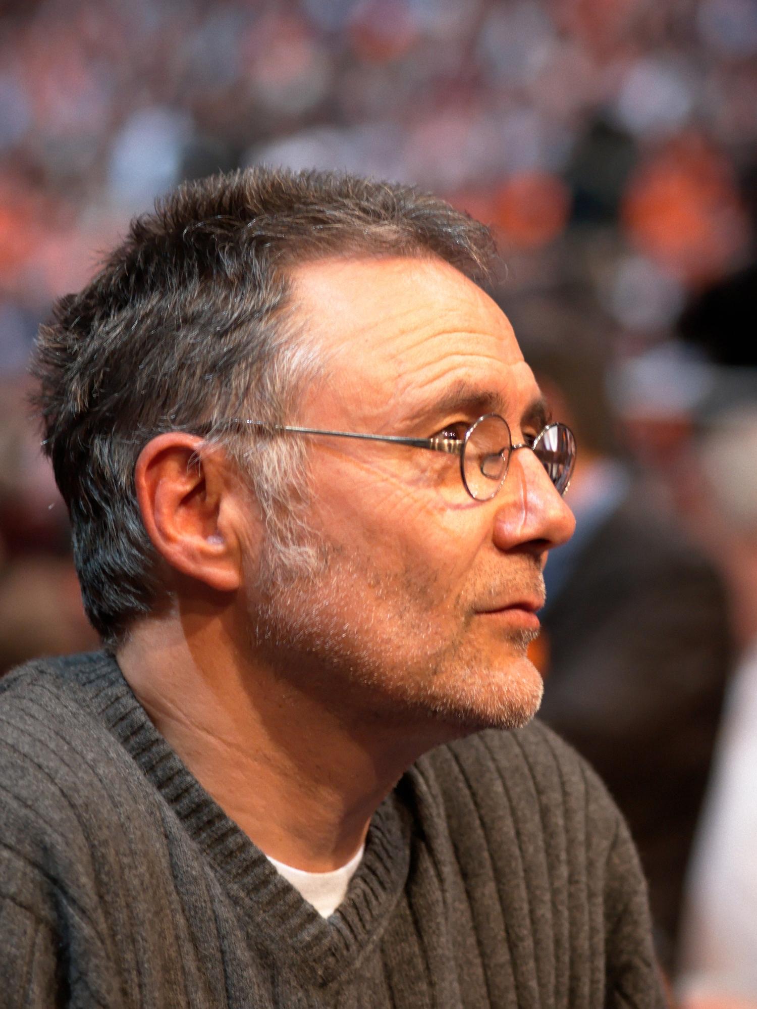 Pierre Jolivet in 2007