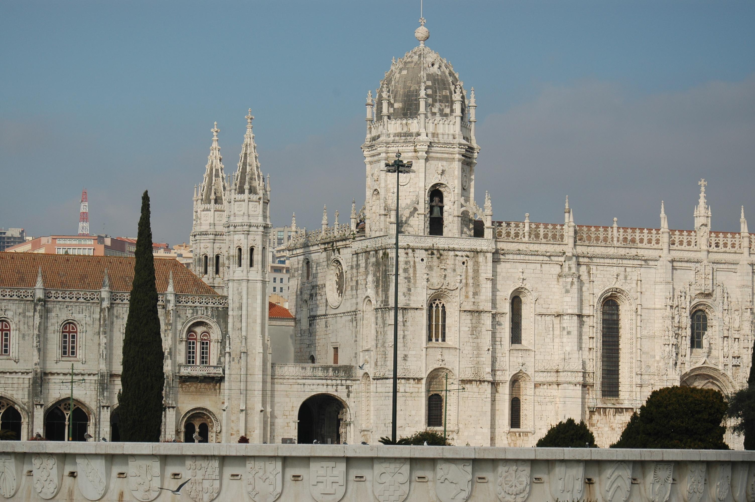 Monasterio dos Jeronimos in Lisbon, Portugal