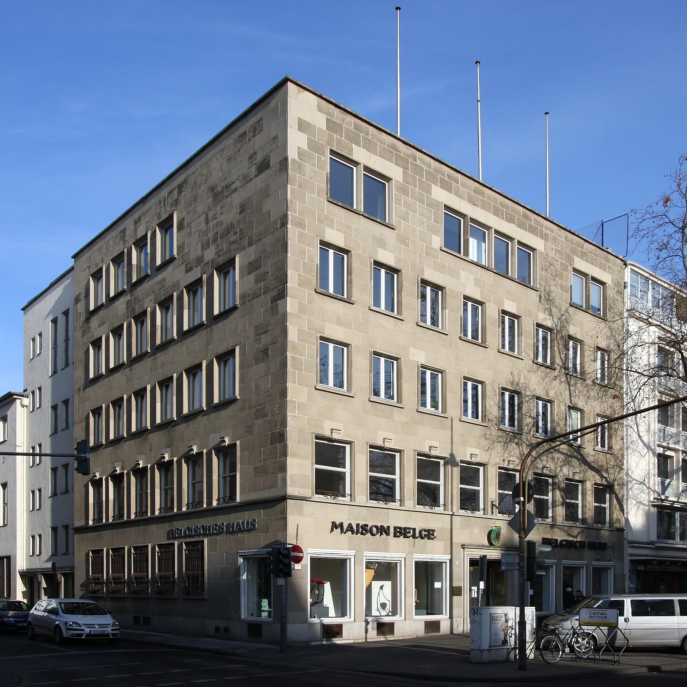Belgisches Haus Köln