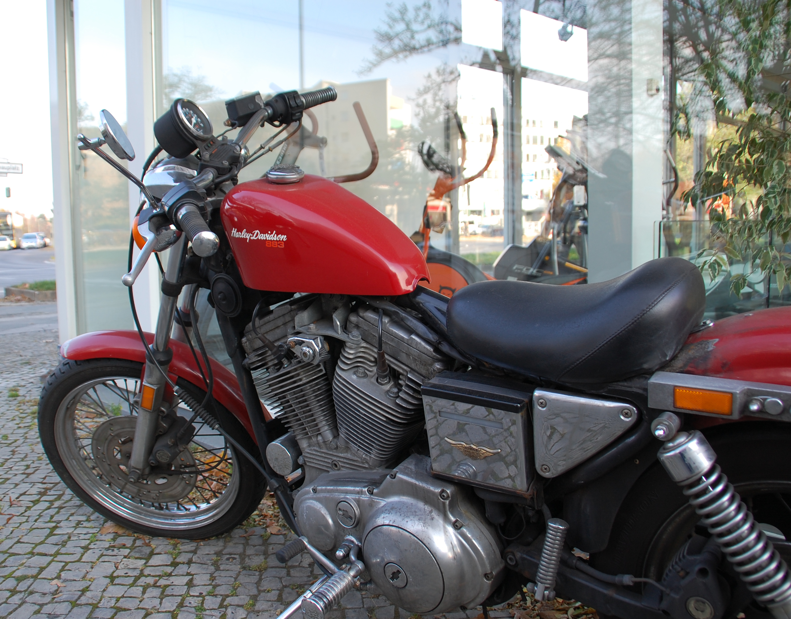 Harley Davidson Type Dyna