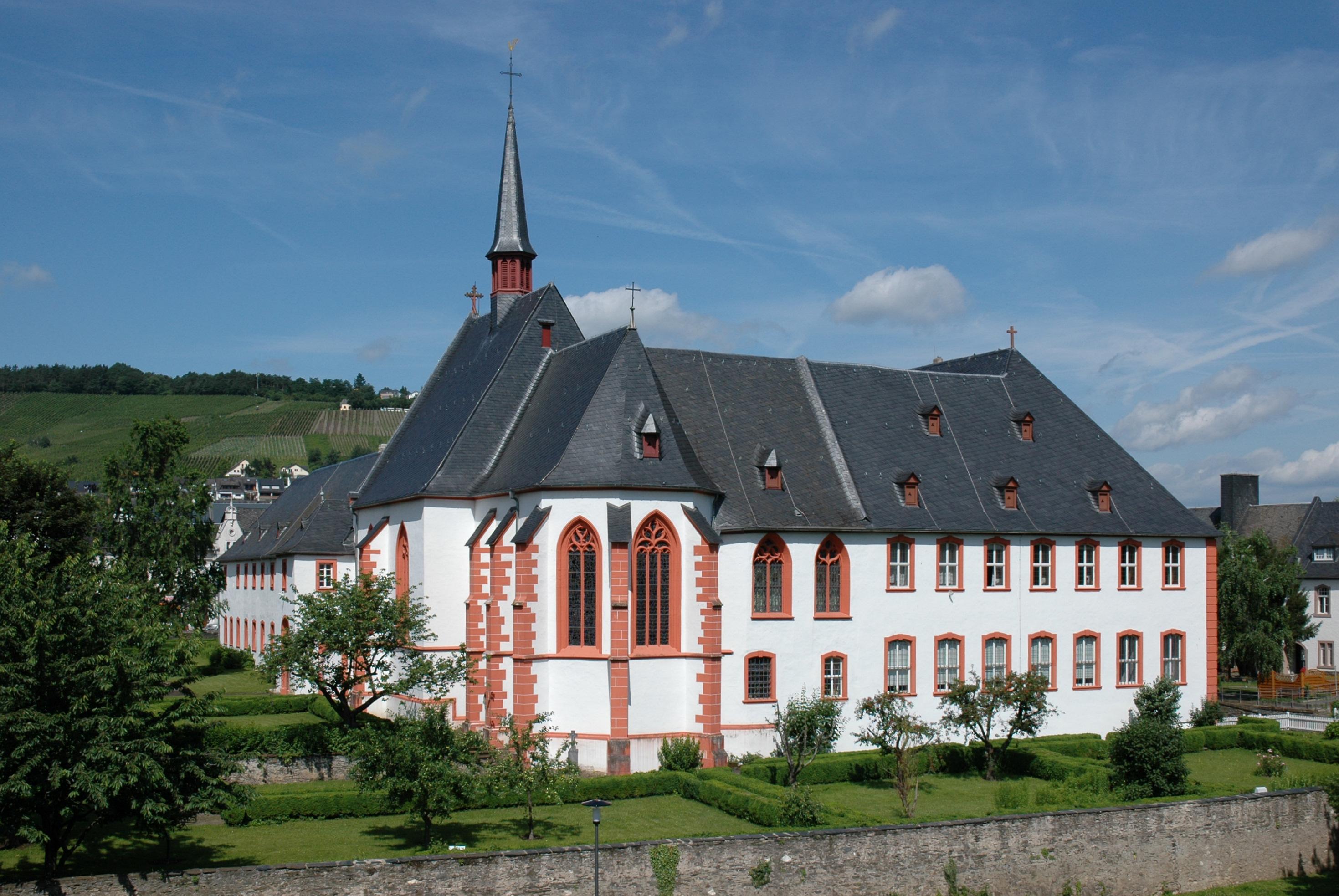 Sankt Nikolaus Hospital, alia Cusanos (per Wikimedia)