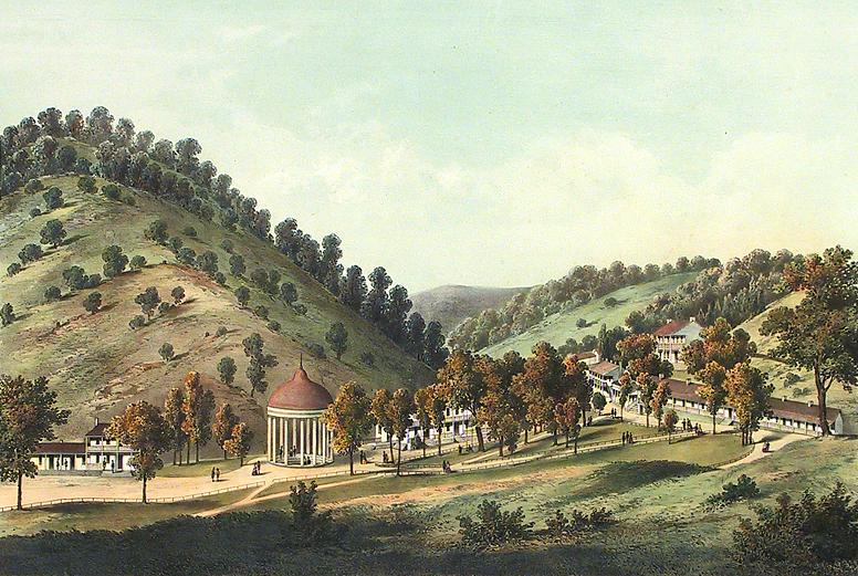 Red Sulphur Springs