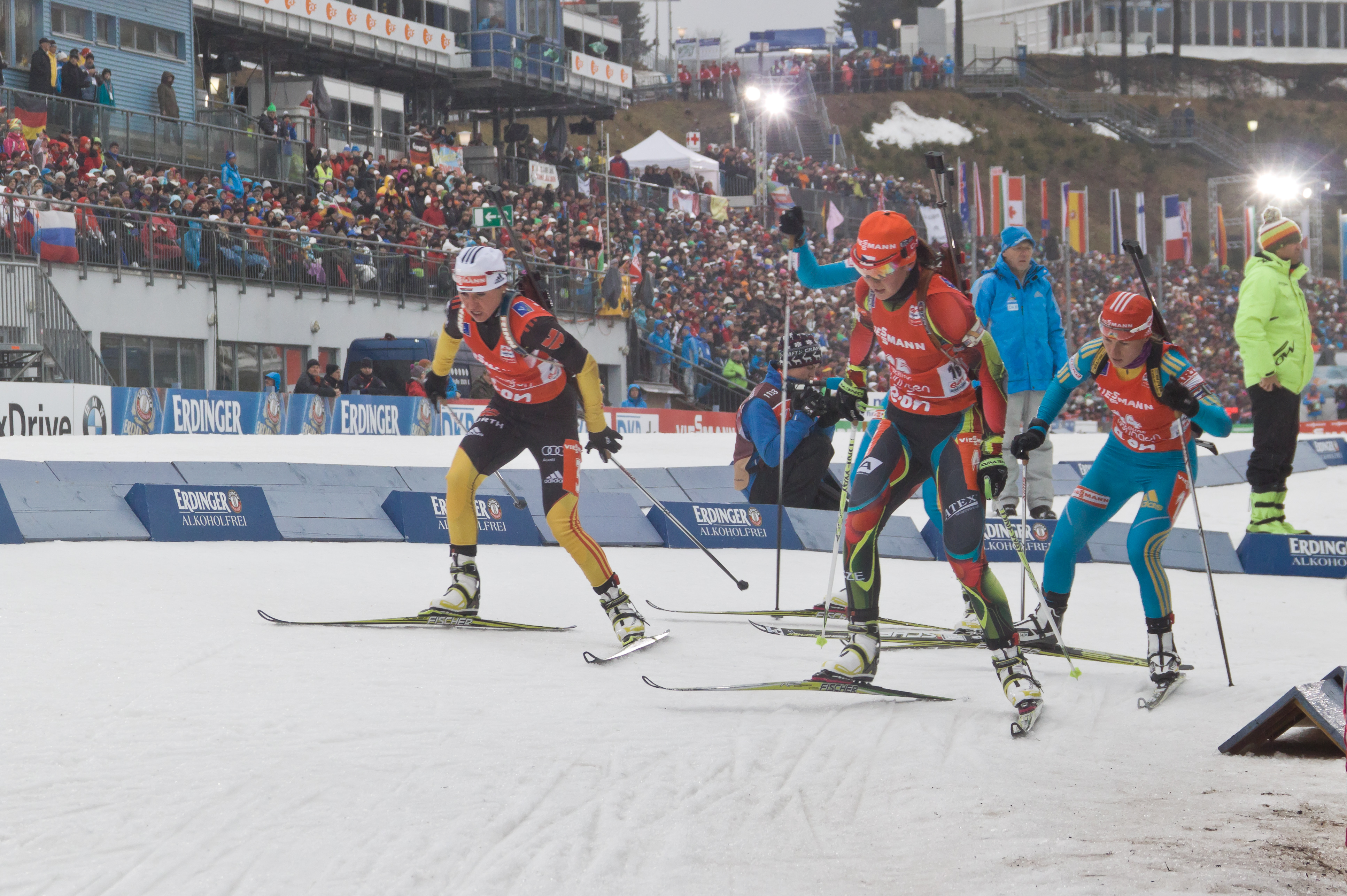 Biathlon Oberhof Strecke Beste Plätze