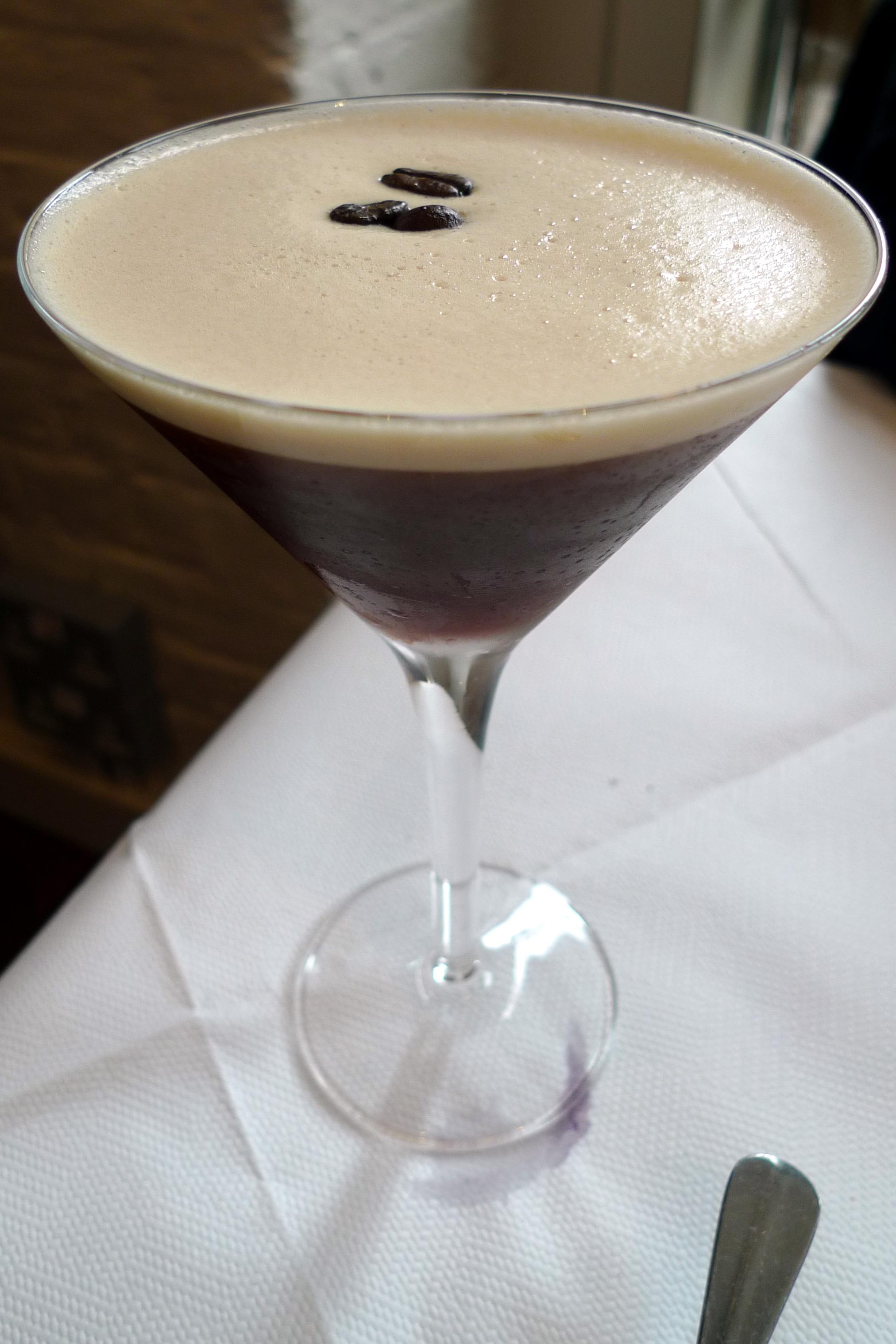 Espresso Martini Wikipedia