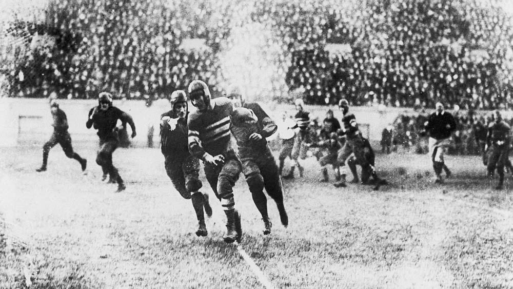 1921 Centre vs. Harvard football game - Wikipedia