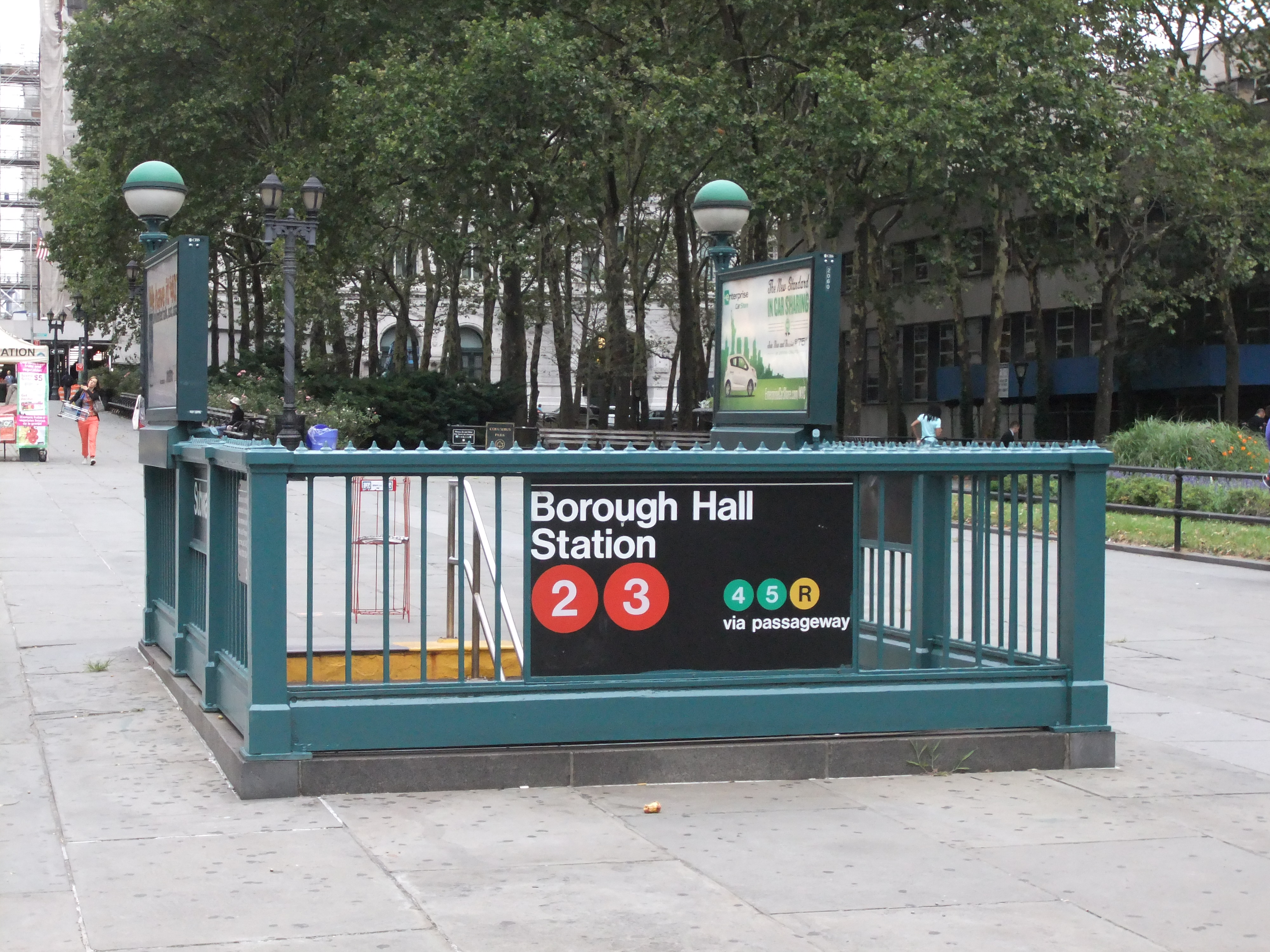Brooklyn Heights Subway Map.Borough Hall Court Street New York City Subway Wikipedia