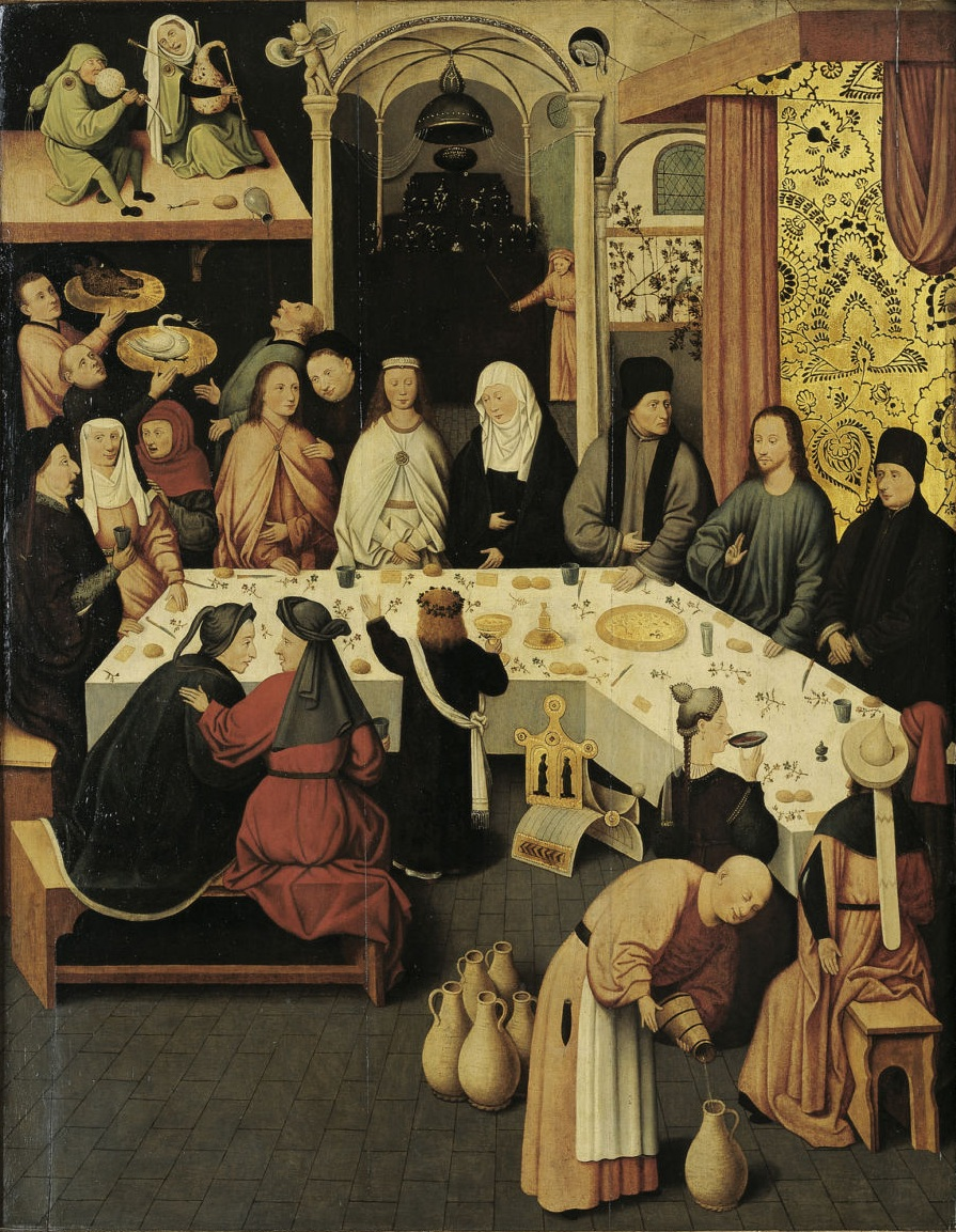 Wedding Feast At Cana.File Bosch Copyist The Marriage Feast At Cana Rotterdam Jpg