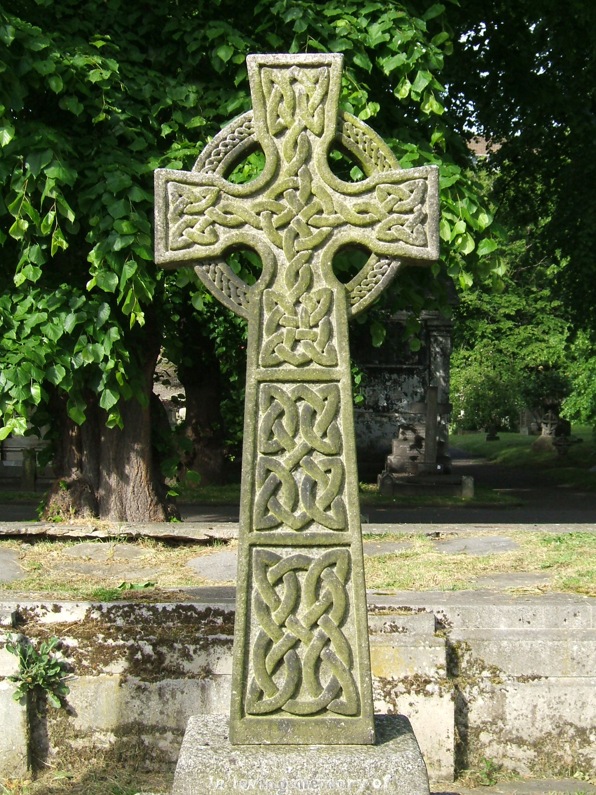 Image result for celtic cross wikimedia commons