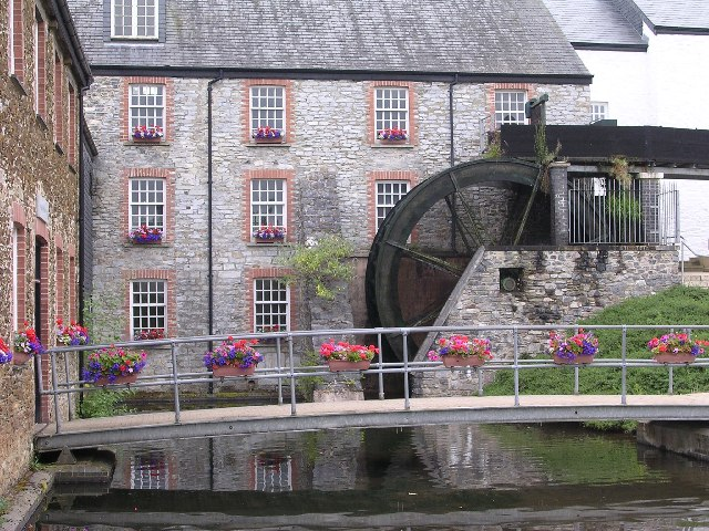 Buckfast Abbey Mill - geograph.org.uk - 90062