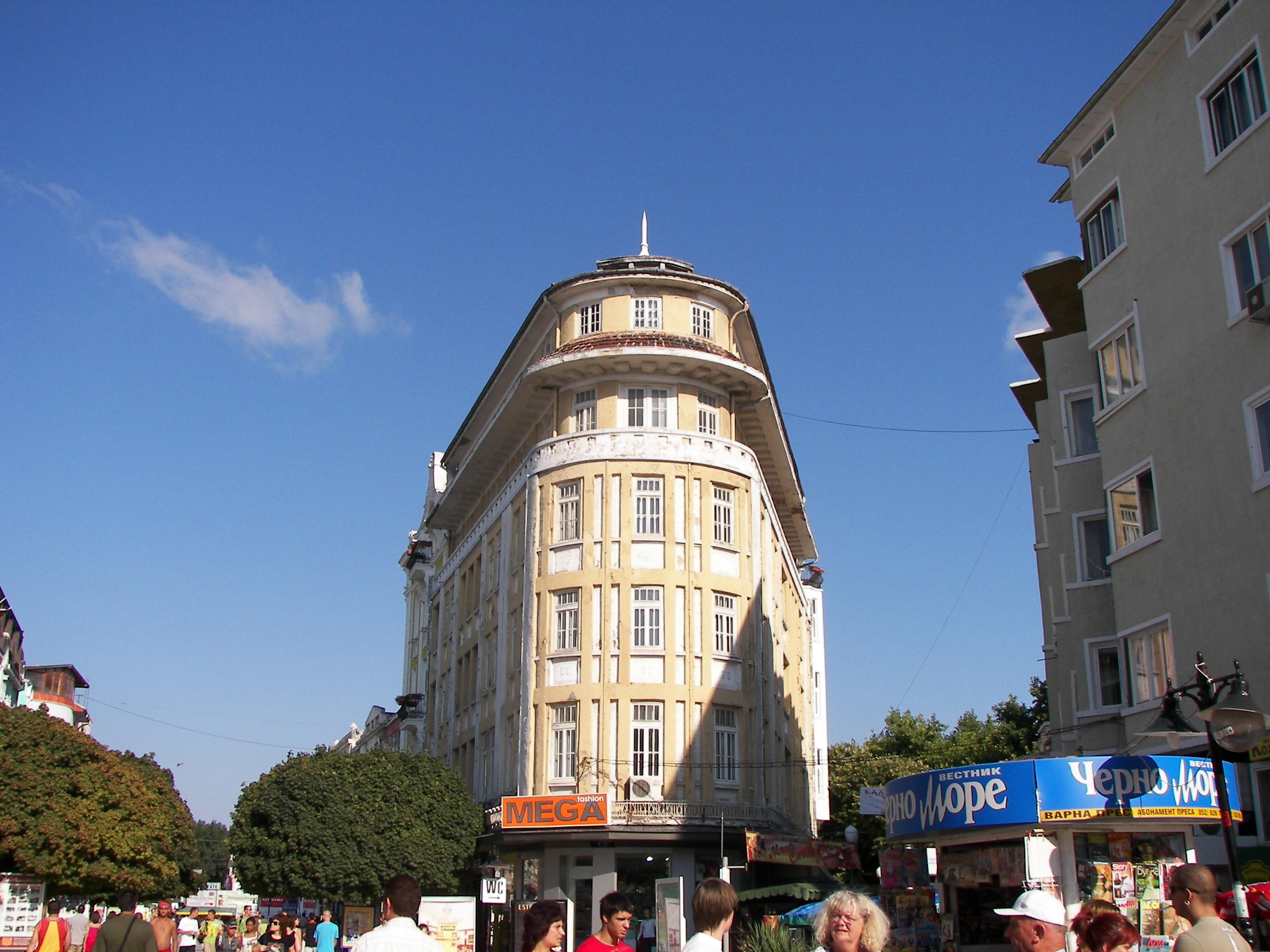 Varna Bulgaria  city photo : Bulgaria Varna 04 Wikimedia Commons