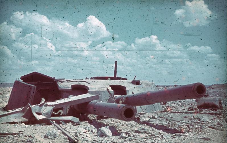 Bundesarchiv N 1603 Bild-117, Russland, Sewastopol, zerstörte Festung Maxim Gorki.jpg