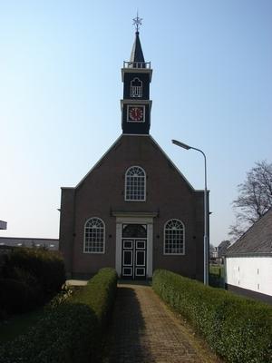Hervormd kerkje Burgervlotbrug