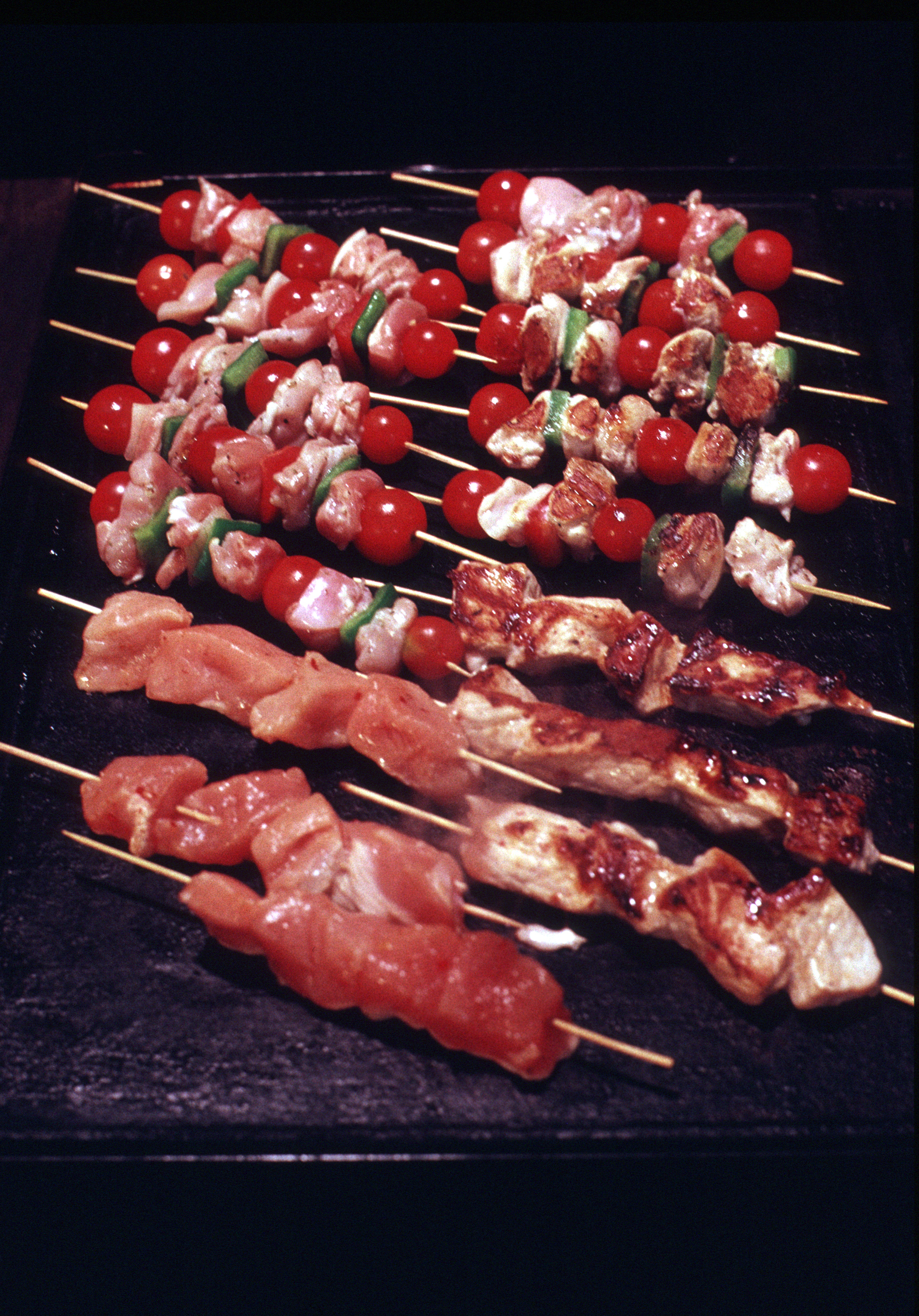 how to make chicken kebabs on bbq