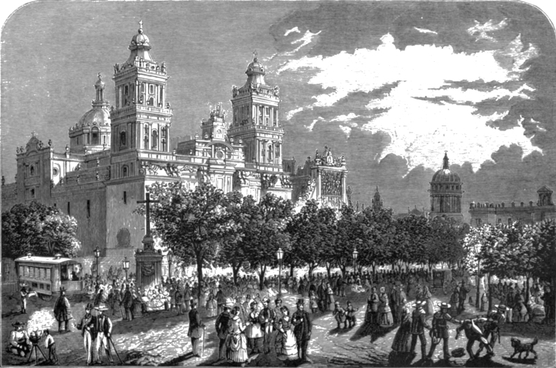 Cathedral of Mexico by the moonlight p.240c.jpg