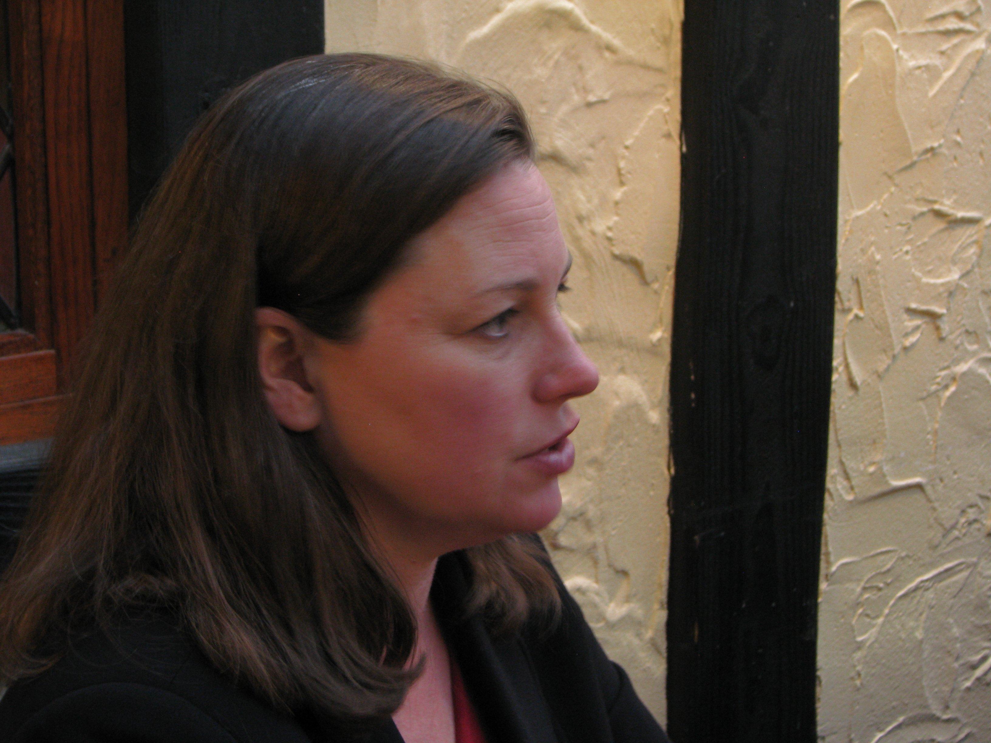 File:Catherine Fife, serious (14084436049).jpg - Wikimedia Commons