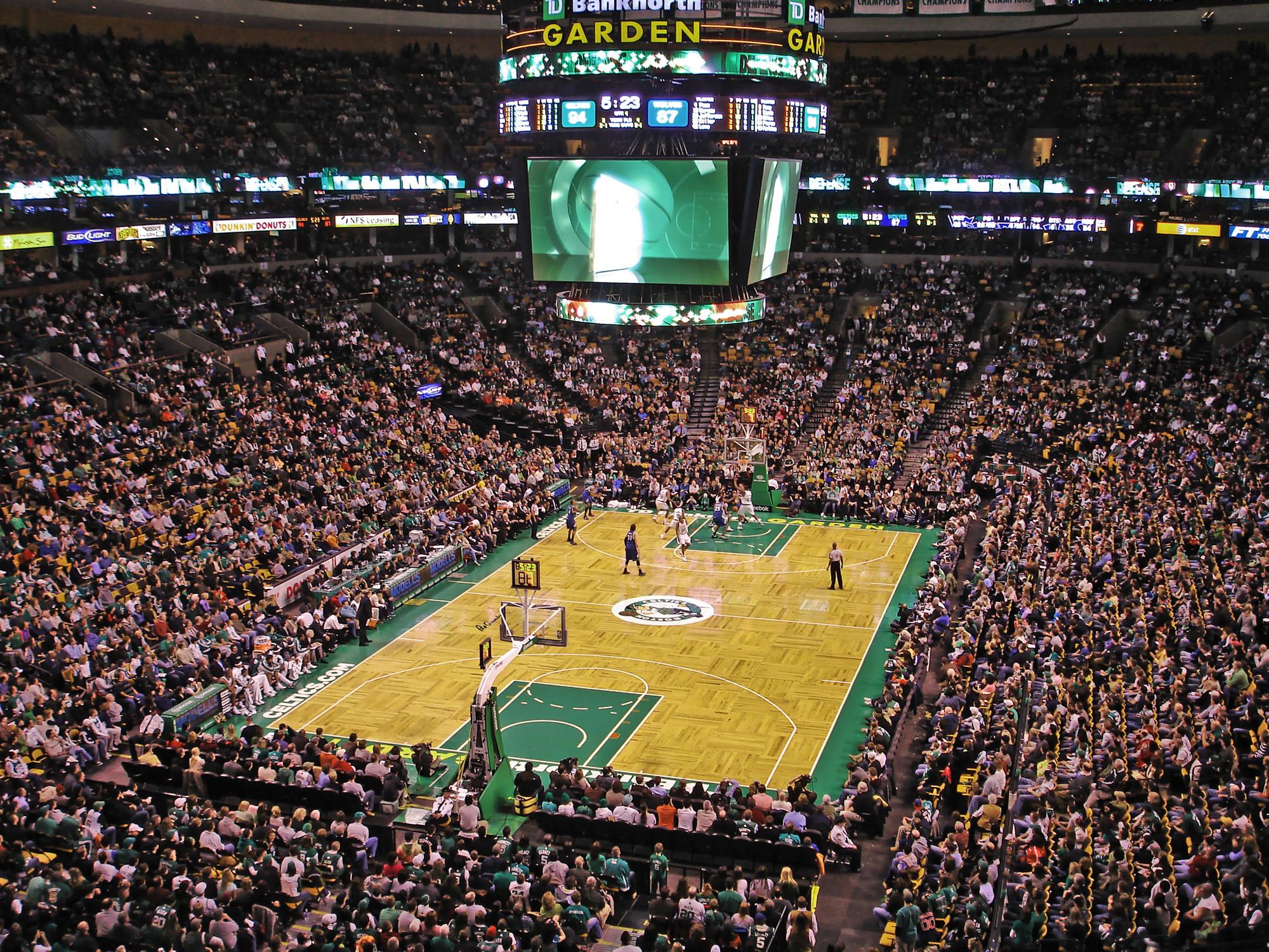 Pro Sports Stadium Review | TD Garden