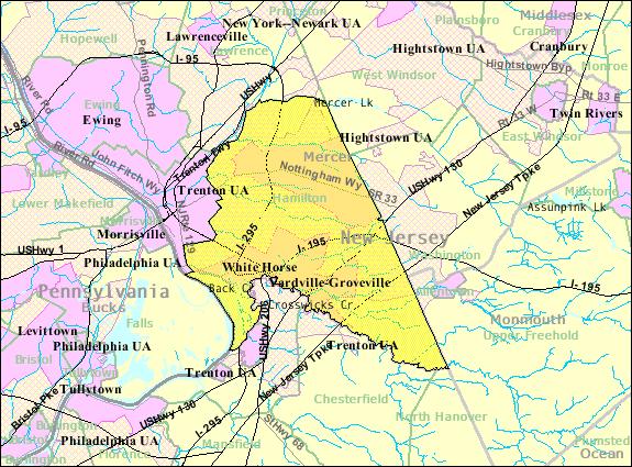 third image of Hamilton County Nj with File:Census Bureau map of Hamilton Township, Mercer County ...