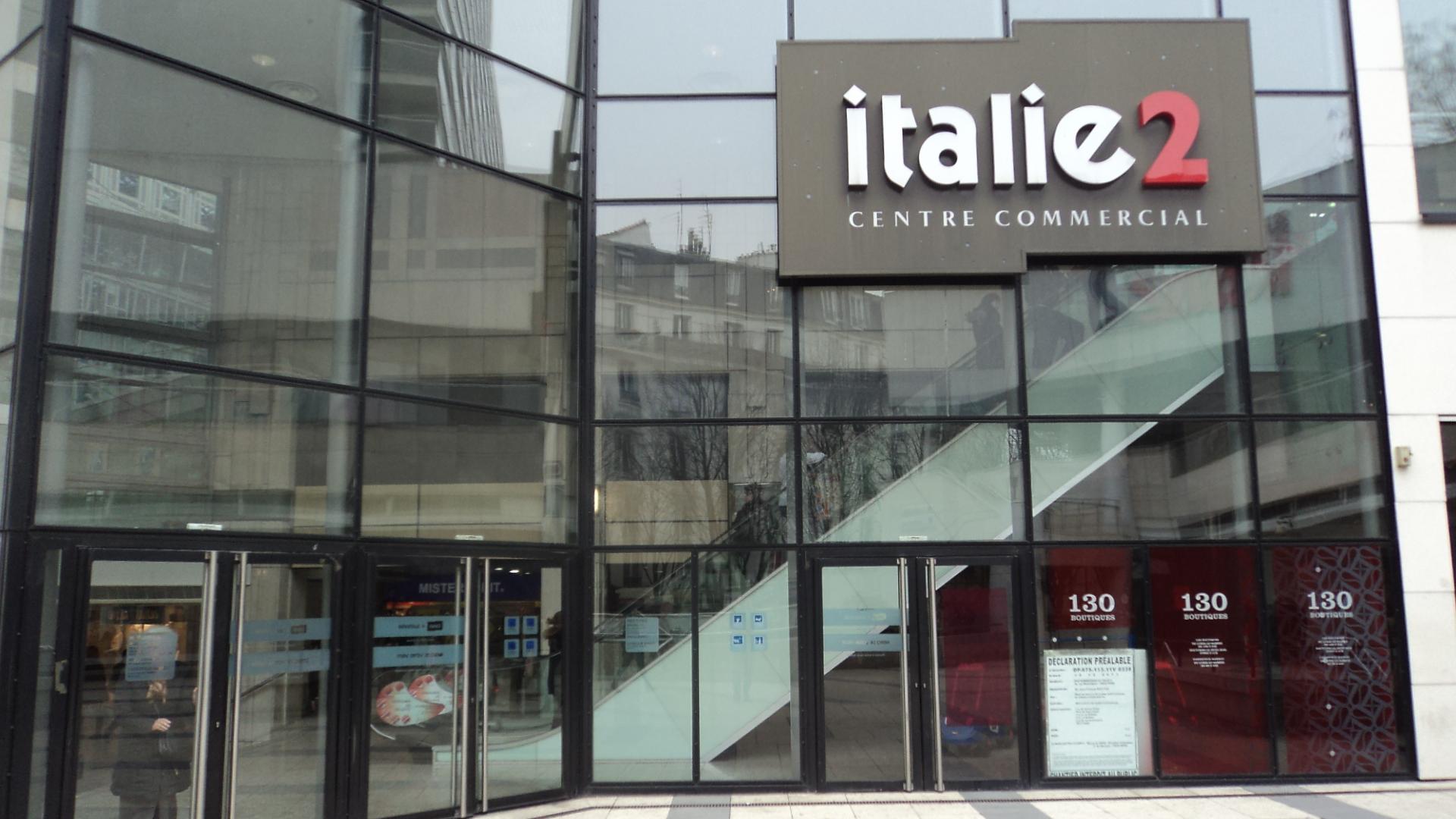 file centre commercial italie 2 paris 5 april 2013 002. Black Bedroom Furniture Sets. Home Design Ideas
