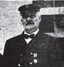 August Holtz United States Navy Medal of Honor recipient