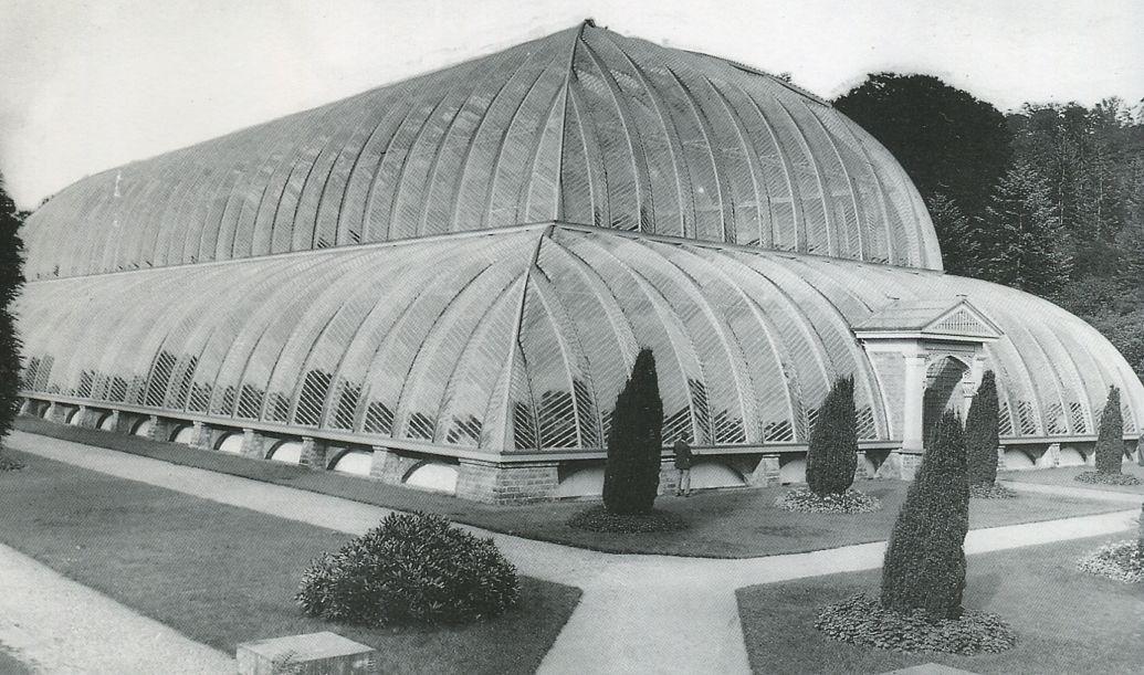 Arquitectura de cristal y hierro - Wikipedia, la enciclopedia libre